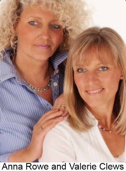 Anna Rowe & Val Clews